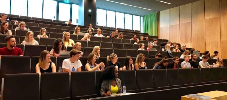 Screening universiteit Utrecht