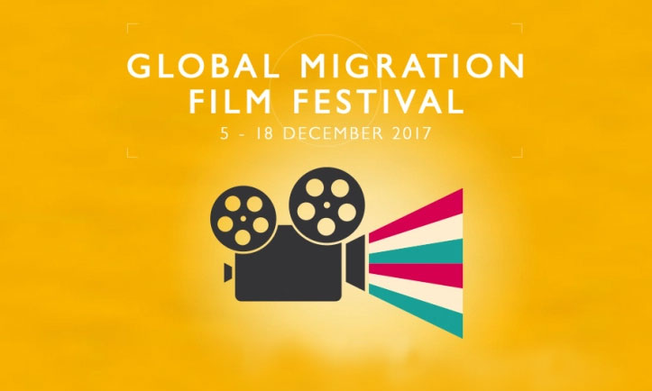 Official selection for Global Migration Film Festival